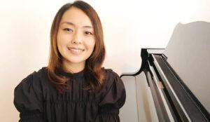 カサメミュージックスクール声楽科講師、山田麻美先生の写真