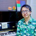 カサメミュージックスクールジャズ理論科講師、榊原太郎先生の写真
