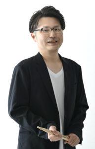 カサメミュージックスクールドラム科講師、成澤悟先生の写真