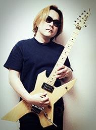 カサメミュージックスクールギター科講師、GO先生の写真