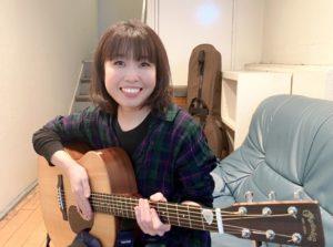 カサメミュージックスクールギター科講師、Satty先生の写真