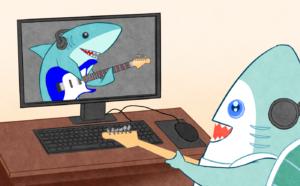 オンラインギター