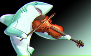 カサメミュージックスクールヴィオラ教室のキャラクター